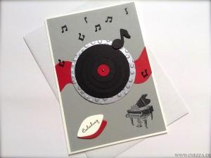 Musikkarte