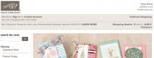 Inezza Online-Shop