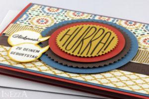 Geburtstagskarte Marokko